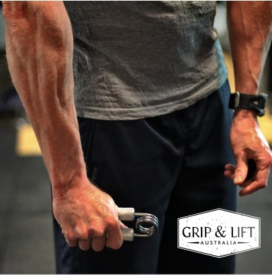 Training with Captains of Crush Grippers