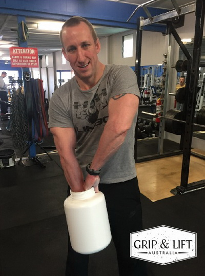 Grip Strength Training Exercise
