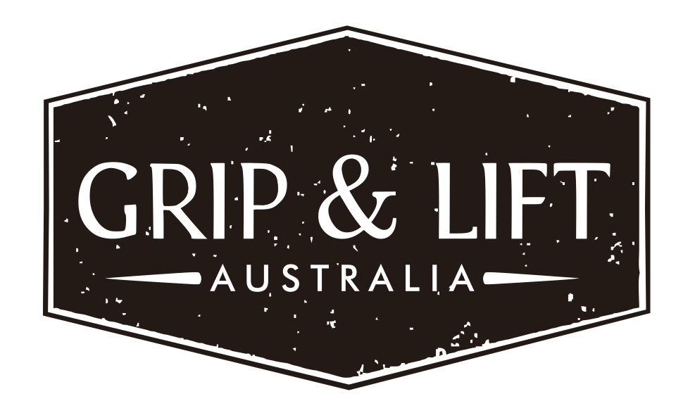 Grip & Lift Australia Mobile Retina Logo