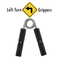 Left Turn 1 Gripper by IronMind