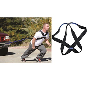 Pull-Ease Pulling Harness
