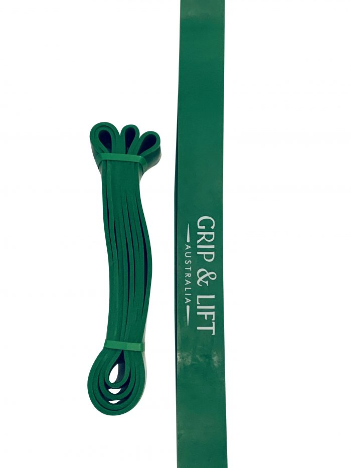 Green Power Resistance Band